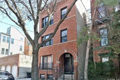 2013 W Crystal Street UNIT 3R, Chicago, IL 60622 - MLS#: 09897580