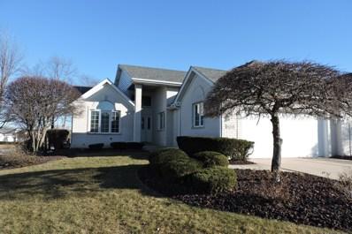 16241 Hummingbird Hill Drive, Orland Park, IL 60467 - #: 09897643