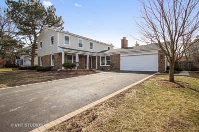 3849 Brittany Road, Northbrook, IL 60062 - MLS#: 09897859