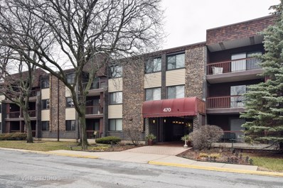 470 Raintree Court UNIT 1B, Glen Ellyn, IL 60137 - MLS#: 09897871
