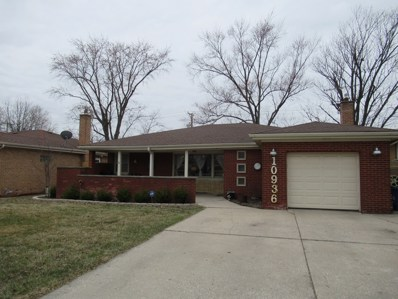 10936 S Keeler Avenue, Oak Lawn, IL 60453 - MLS#: 09898502