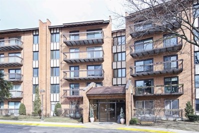 601 LAKE HINSDALE Drive UNIT 504, Willowbrook, IL 60527 - MLS#: 09898664