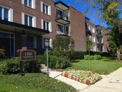 1350 N Western Avenue UNIT 106, Lake Forest, IL 60045 - #: 09898852