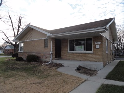 796 E 163rd Place, South Holland, IL 60473 - MLS#: 09898992