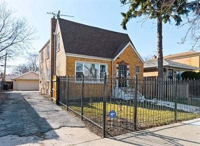 9714 S Wallace Street, Chicago, IL 60628 - #: 09899037