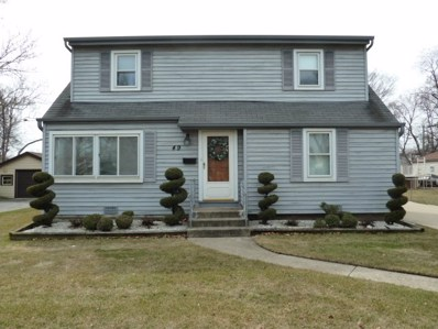 49 E Fullerton Avenue, Northlake, IL 60164 - #: 09899060