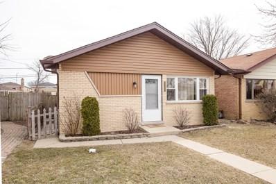 7747 Parkside Avenue, Burbank, IL 60459 - MLS#: 09899224