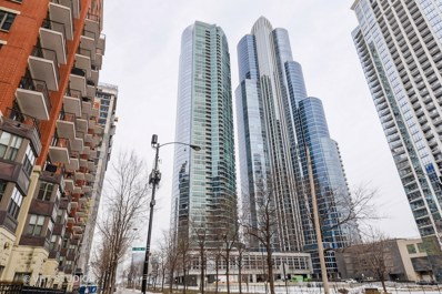 1201 S Prairie Avenue UNIT 3703, Chicago, IL 60605 - MLS#: 09899228