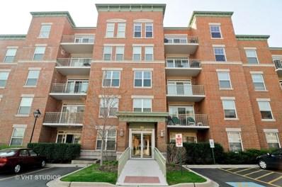 132 W Johnson Street UNIT 408, Palatine, IL 60067 - MLS#: 09899331