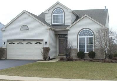 2121 Ashbrook Lane, Plainfield, IL 60586 - MLS#: 09899423