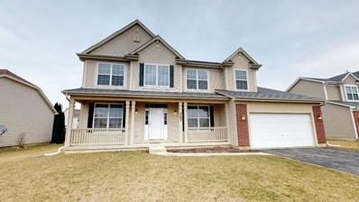 307 Hemlock Lane, Oswego, IL 60543 - #: 09899507