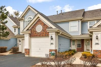 1067 Talbots Lane, Elk Grove Village, IL 60007 - MLS#: 09899612
