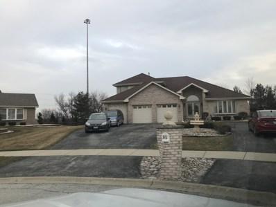 381 Providence Drive, Matteson, IL 60443 - #: 09899652