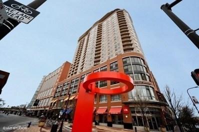 807 Davis Street UNIT 802, Evanston, IL 60201 - MLS#: 09899689