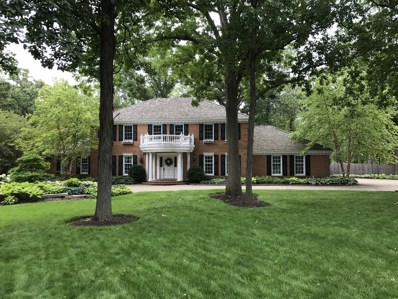 681 Oak Knoll Drive, Lake Forest, IL 60045 - MLS#: 09899794