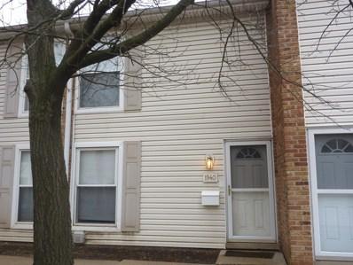 1940 Huntington Boulevard, Hoffman Estates, IL 60169 - MLS#: 09899968