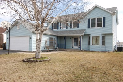 606 Bethany Drive, Belvidere, IL 61008 - MLS#: 09900166