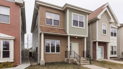 7408 S Rockwell Street, Chicago, IL 60629 - MLS#: 09900167