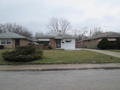 16227 Paulina Street, Markham, IL 60428 - MLS#: 09900258