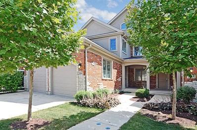 1208 E Charles Lane, Westmont, IL 60559 - MLS#: 09900301