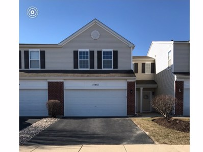 15361 Kenmare Circle, Manhattan, IL 60442 - MLS#: 09900324