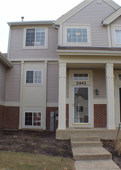 2442 Daybreak Court UNIT 2442, Elgin, IL 60123 - MLS#: 09900370