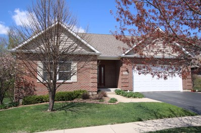 711 Barbary Lane, Woodstock, IL 60098 - #: 09900442