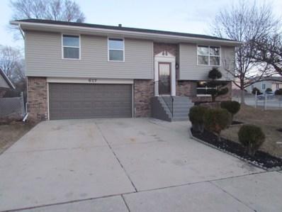 617 Arnold Avenue, Streamwood, IL 60107 - MLS#: 09900511