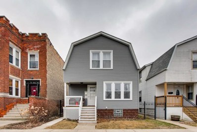5717 W Giddings Street, Chicago, IL 60630 - MLS#: 09900615