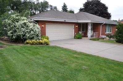 606 Oneida Drive, Schaumburg, IL 60193 - #: 09900977
