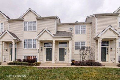 2602 Canyon Drive, Plainfield, IL 60586 - MLS#: 09901021