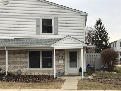 2234 GLENVIEW Court UNIT 2234, Schaumburg, IL 60194 - MLS#: 09901031