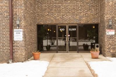 820 Elder Road UNIT 407, Homewood, IL 60430 - MLS#: 09901035