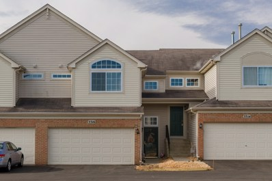 3316 BLUE RIDGE Drive UNIT 3316, Carpentersville, IL 60110 - MLS#: 09901134