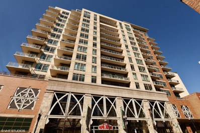 230 W Division Street UNIT 1507, Chicago, IL 60610 - MLS#: 09901298