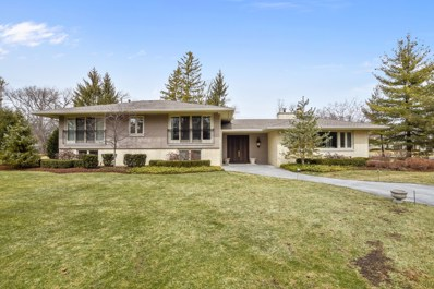 1192 Oak Knoll Drive, Lake Forest, IL 60045 - MLS#: 09901317