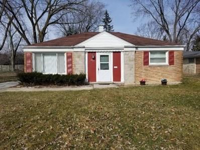 257 Minocqua Street, Park Forest, IL 60466 - MLS#: 09901415