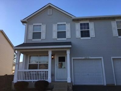 2251 Margaret Drive, Montgomery, IL 60538 - MLS#: 09901651