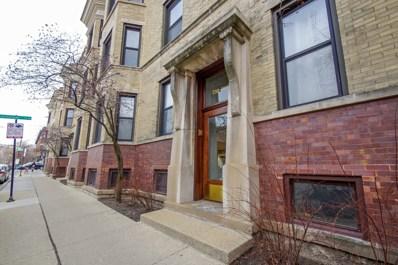 739 W WELLINGTON Avenue UNIT 3, Chicago, IL 60657 - MLS#: 09901767