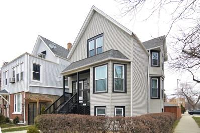 3903 N Bernard Street, Chicago, IL 60618 - MLS#: 09901911
