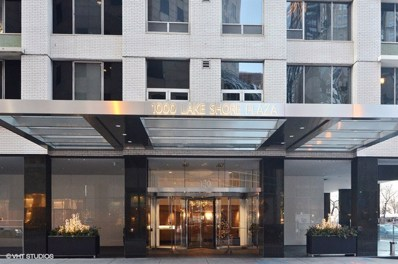 1000 N Lake Shore Plaza UNIT 35A, Chicago, IL 60611 - MLS#: 09902160