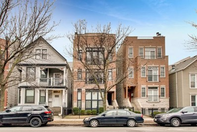 3636 N Damen Avenue UNIT 3, Chicago, IL 60618 - MLS#: 09902172