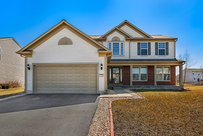 1584 Coral Drive, Yorkville, IL 60560 - MLS#: 09902205