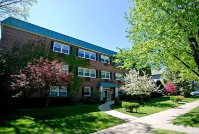 1414 Elmwood Avenue UNIT 1G, Evanston, IL 60201 - MLS#: 09902283