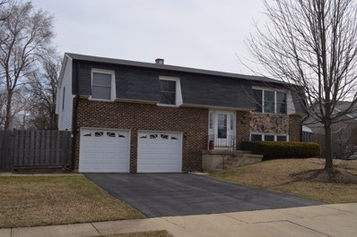 1870 DOGWOOD Drive, Hoffman Estates, IL 60192 - MLS#: 09902488