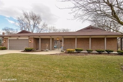 3853 Bordeaux Drive, Northbrook, IL 60062 - #: 09902500