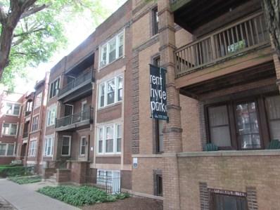 5437 S Woodlawn Avenue UNIT 2, Chicago, IL 60615 - #: 09902584