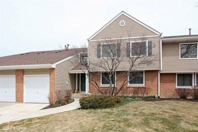 232 Winding Oak Lane UNIT 232, Buffalo Grove, IL 60089 - MLS#: 09902585