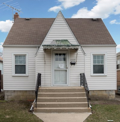 3339 N OTTAWA Avenue, Chicago, IL 60634 - MLS#: 09902743