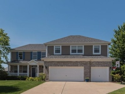8 Birchwood Court, Lake In The Hills, IL 60156 - MLS#: 09902799